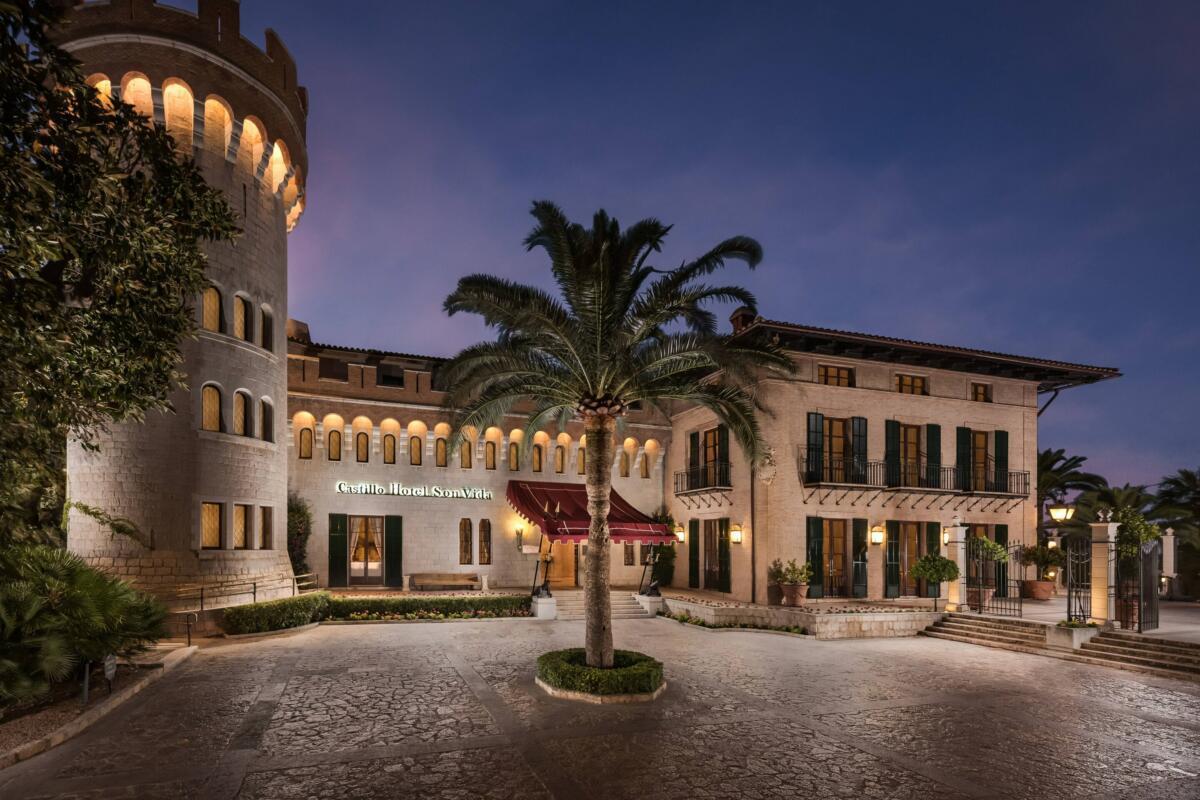 Castillo Hotel Son Vida 4